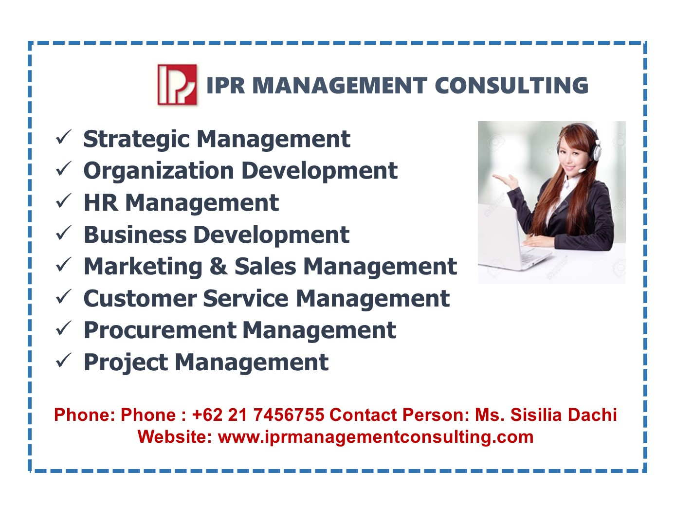 IPR Management Consulting